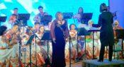 Артисты Костанайской областной филармонии уже выходят на большую сцену с живыми концертами